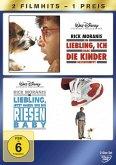 Liebling, ich habe die Kinder geschrumpft - Liebling, jetzt haben wir ein Riesenbaby - 2 Disc DVD