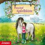 Lena und Samson / Ponyhof Apfelblüte Bd.1 (CD)