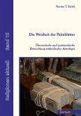 Die Weisheit der Palmblätter (eBook, PDF)