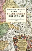Lexikon fränkischer Ortsnamen (eBook, PDF)