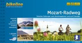 Bikeline Radtourenbuch Mozart Radweg