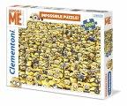 Clementoni Ich - Einfach unverbesserlich 2 Puzzle Minions - Impossible