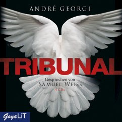 Tribunal, 4 Audio-CDs