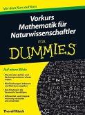 Vorkurs Mathematik für Naturwissenschaftler für Dummies (eBook, ePUB)