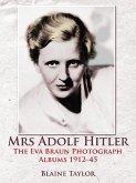 Mrs Adolf Hitler (eBook, ePUB)