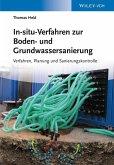 In-situ-Verfahren zur Boden- und Grundwassersanierung (eBook, ePUB)