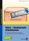 StArk - Strukturierte Arbeitskisten, Werkstufe (eBook, PDF)