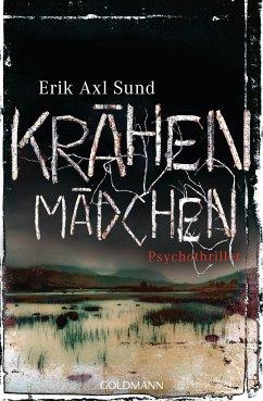 Krähenmädchen / Victoria Bergman Trilogie Bd.1