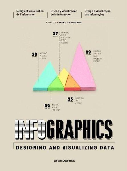 Infographics : designing and visualizing data = design et visualisation de l'information = diseño y visualización de la información = design e visulização das informações