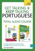 Get Talking and Keep Talking Portuguese Total Audio Course