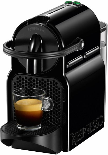 delonghi en 80 b inissia nespresso kaffee kapselmaschine. Black Bedroom Furniture Sets. Home Design Ideas