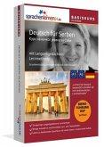 Deutsch für Serben Basiskurs, PC CD-ROM
