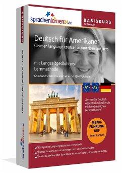 Deutsch für Amerikaner Basiskurs, PC CD-ROM
