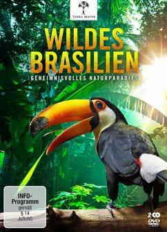 Wildes Brasilien (2 Discs)