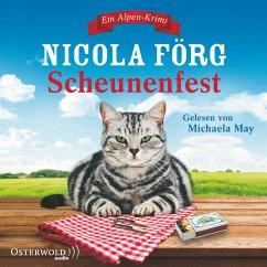 Scheunenfest / Kommissarin Irmi Mangold Bd.6 (MP3-Download) - Förg, Nicola