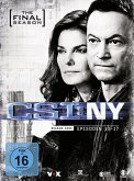 CSI: NY - Season 9.2 - Episode 10-17 DVD-Box
