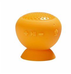 Freecom Tough Speaker Bluetooth IPX7 Waterproof Lautsprecher orange