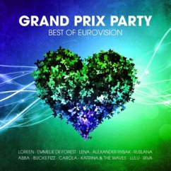 Grand Prix Party-Best Of Eurovision - Diverse
