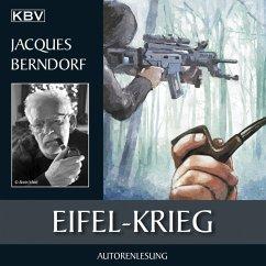 Eifel-Krieg / Siggi Baumeister Bd.21 (MP3-Download) - Berndorf, Jacques