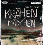 Krähenmädchen / Victoria Bergman Trilogie Bd.1 (2 MP3-CDs)