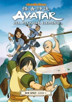 Der Spalt 1 / Avatar - Der Herr der Elemente Bd.8 - Yang, Gene Luen