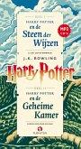 Harry Potter en de steen der wijzen en Harry Potter en de geheime kamer MP3-CD