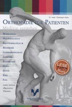 Orthopädie für Patienten - Klein, Christoph