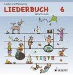 Lehrer-CD 6: Sommer und Reisen / Abend und Abschied, Audio- CD / Liederbuch Grundschule