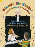 Klassik für Kinder, Flöte und Klavier