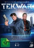 TekWar - Box 1/2: Alle vier Spielfilme - 2 Disc DVD