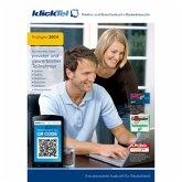 klickTel Telefonbuch und Branchenbuch inkl.Rückwärtssuche Frühjahr 2014 (Download für Windows)