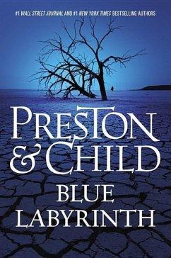 Blue Labyrinth - Preston, Douglas; Child, Lincoln