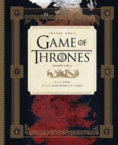 Inside HBO's Game of Thrones: Seasons 3 & 4 - Taylor, C. A.