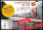 El Muro de Berlín 1961-1989, m. DVD; Die Berliner Mauer 1961-1989, m. DVD, spanische Ausgabe