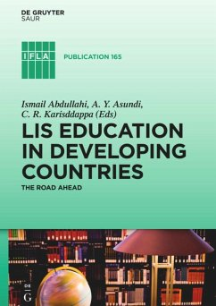 LIS Education in Developing Countries