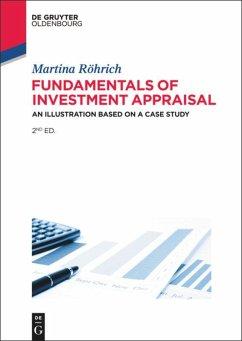 Fundamentals of Investment Appraisal - Röhrich, Martina