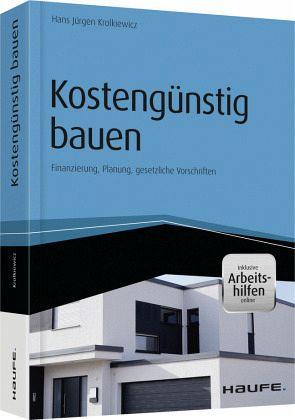 kosteng nstig bauen inkl arbeitshilfen online von hans j krolkiewicz fachbuch b. Black Bedroom Furniture Sets. Home Design Ideas