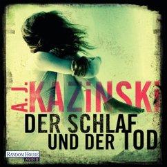 Der Schlaf und der Tod / Kommissar Niels Bentzon Bd.2 (MP3-Download) - Kazinski, A. J.