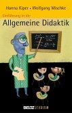 Einführung in die Allgemeine Didaktik (eBook, PDF)