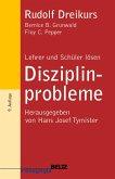 Lehrer und Schüler lösen Disziplinprobleme (eBook, PDF)