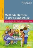 Methodenlernen in der Grundschule (eBook, PDF)
