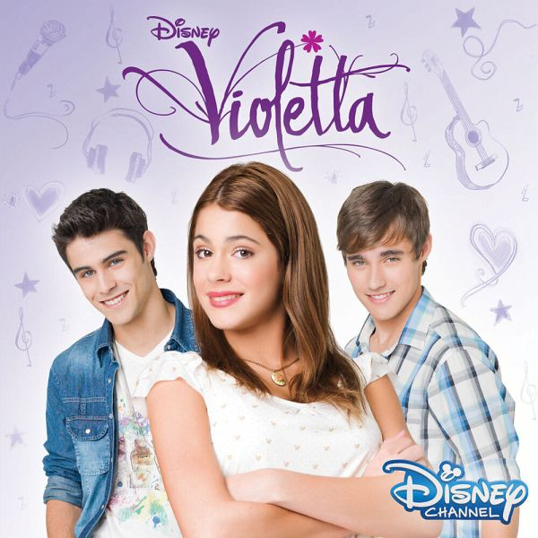violetta soundtrack z tv serie staffel 1 vol 1 cd. Black Bedroom Furniture Sets. Home Design Ideas