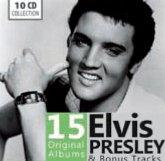 Elvis Presley - 15 Original Albums