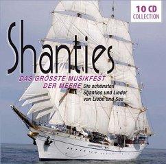 Shanties - Das Grösste Musikfest Der Meere - Diverse