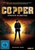 Copper - Justice Is Brutal. Staffel Eins (3 Discs)
