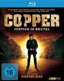 Copper - Justice is brutal. Staffel 1 - 2 Disc Bluray