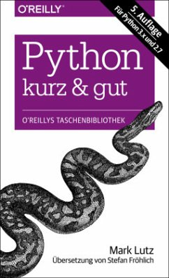 Python - kurz & gut - Lutz, Mark