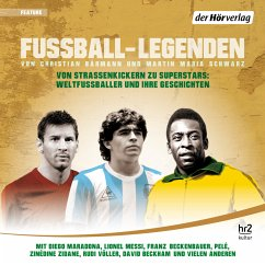 Fußball-Legenden (MP3-Download) - Schwarz, Martin Maria; Bärmann, Christian