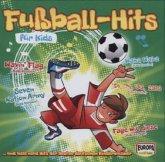 Fußball Hits für Kids, 1 Audio-CD