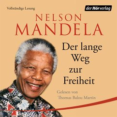 Der lange Weg zur Freiheit (MP3-Download) - Mandela, Nelson